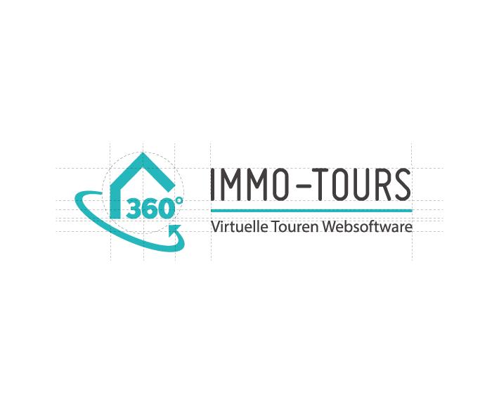 Logo Corporate Identity Osnabrück Immo-Tours