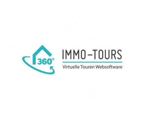 Immo-ToursLogo Corporate Identity Osnabrück
