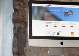 Responsive Webdesign Baugenossenschaft