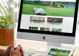Garten Volkmann Responsive Webdesign Osnabrück
