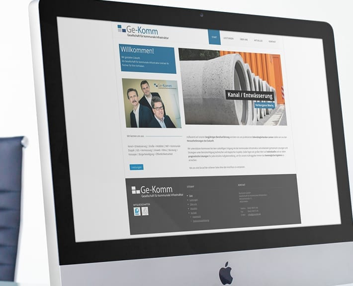 Responsive Webdesign Osnabrück Ge-Komm