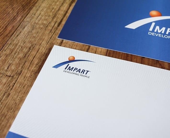 Impart Folder Flyergestaltung Osnabrück