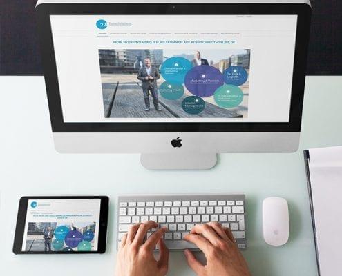 Kohlschmidt Responsive Webdesign Osnabrück