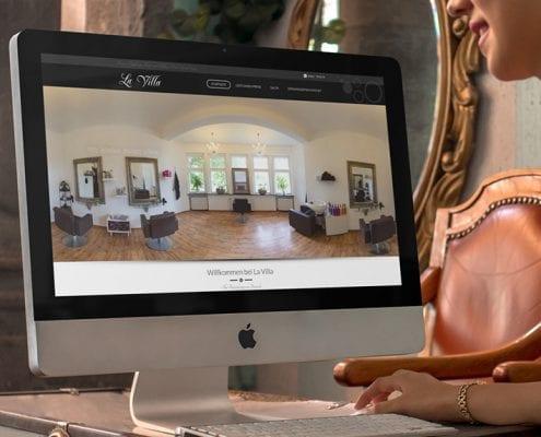 LaVilla Webshop Responsive Webdesign Osnabrück