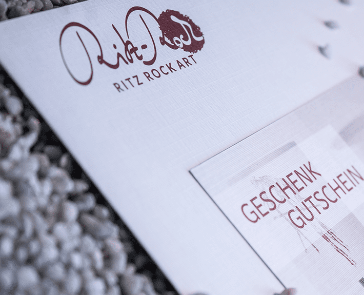 Ritz Rock Art Gutschein gestalten lassen Osnabrück