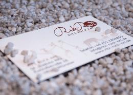 Ritz Rock Art Visitenkarte gestalten lassen Osnabrück