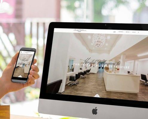 Schildmann Friseure Responsive Webdesign Osnabrück
