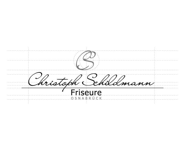 Logodesign Schildmann Friseure