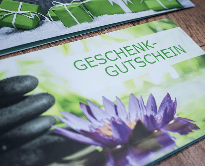 Freshnails Gutschein Flyer Osnabrück