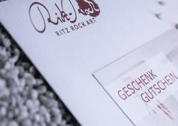 Ritz Rock Art Gutschein Print
