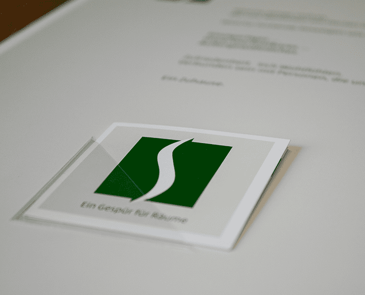 Speckemeyer Mappe bedrucken lassen Osnabrück