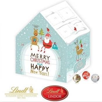 Werbeartikel Weihnachten Motion Media Weihnachtskalender