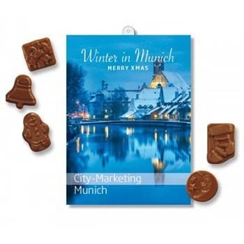 Werbeartikel Weihnachten Motion Media Kalender