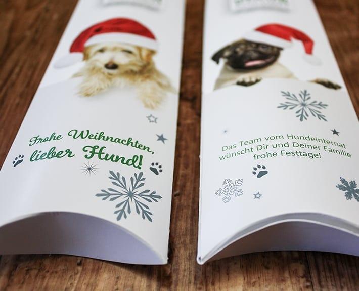 Verpackungsdesign Osnabrück Hundeinternat Antonienwald