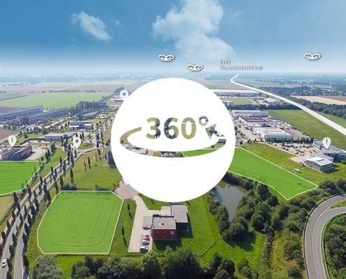 ecopark Virtuelle Tour 360 Osnabrück
