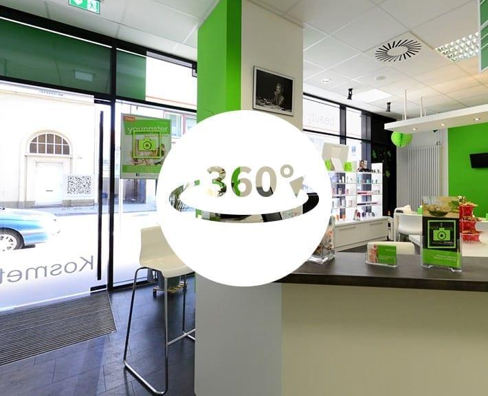 Virtuelle Tour 360 Osnabrück Freshnails
