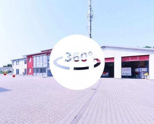 Schutzhaus Virtuelle Tour 360 Osnabrück