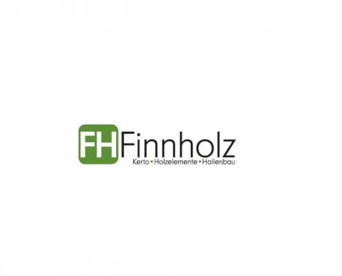 FH Finnholz Logo Corporate Design Osnabrück