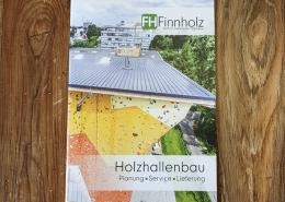 Finnholz Broschüre Osnabrück