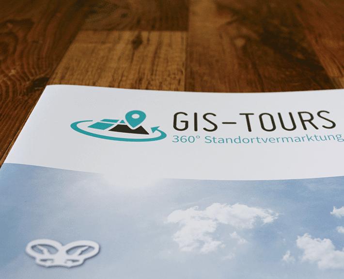 GISTours Broschüre Produktbroschüre Osnabrück