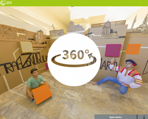 Klangstraße Virtuelle Touren 360 Osnabrück