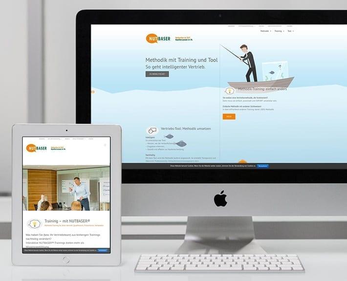 Nutbaser Responsive Webdesign Osnabrück