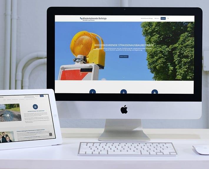 Wiederkehrende Beiträge Responsive Webdesign Osnabrück