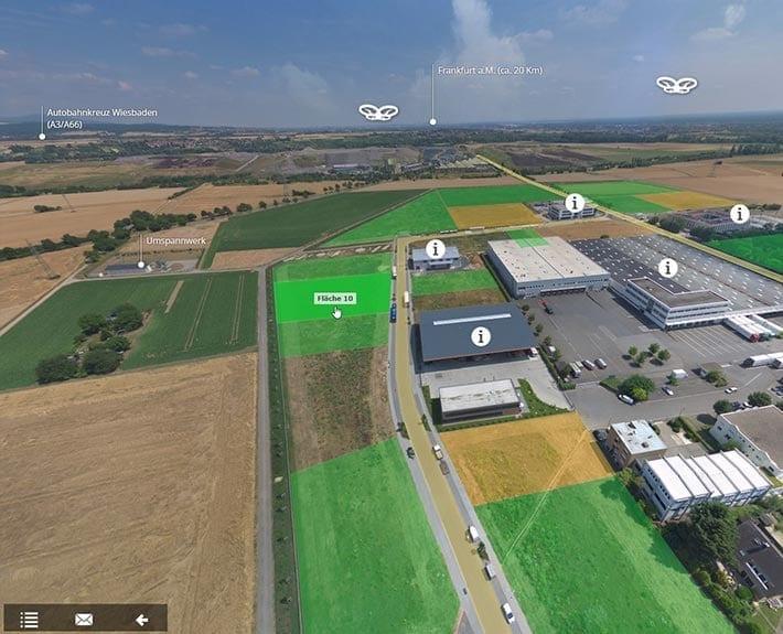 Hochheim Virtuelle Tour 360 Osnabrück