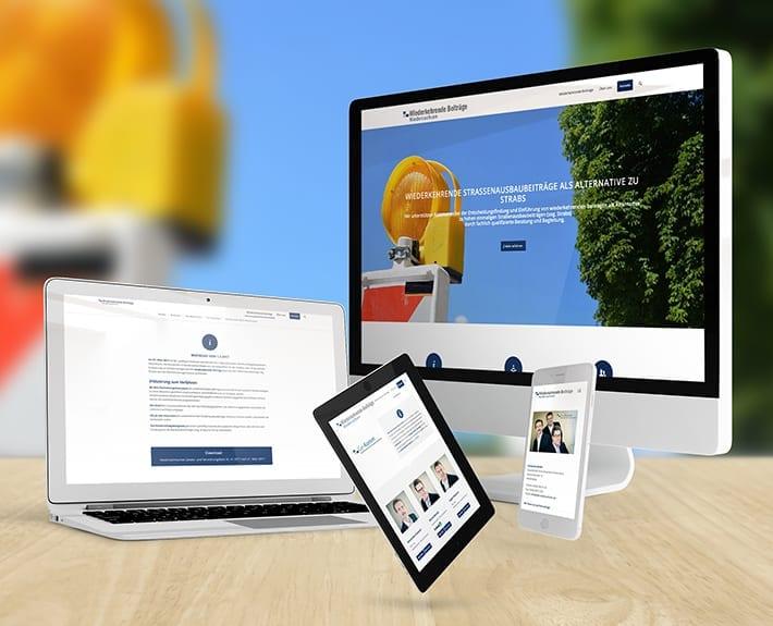 Responsive Webdesign Wiederkehrende Beiträge
