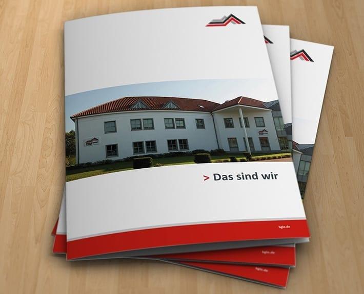 BGLKOS Broschüre gestalten Osnabück