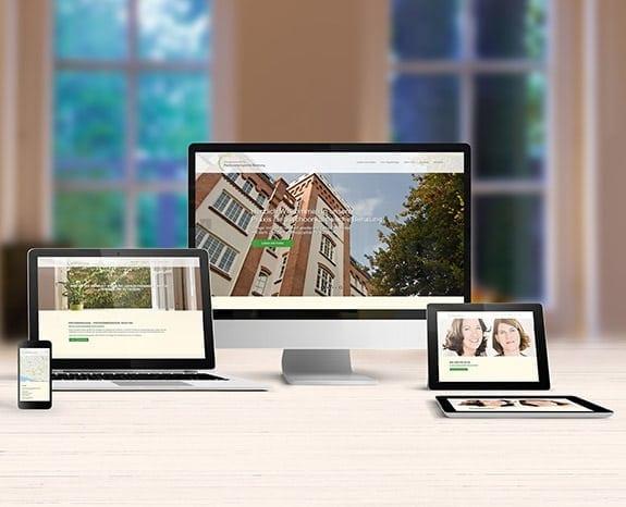 Psychoonkologische Beratung REsponsive Webdesign Osnabrück