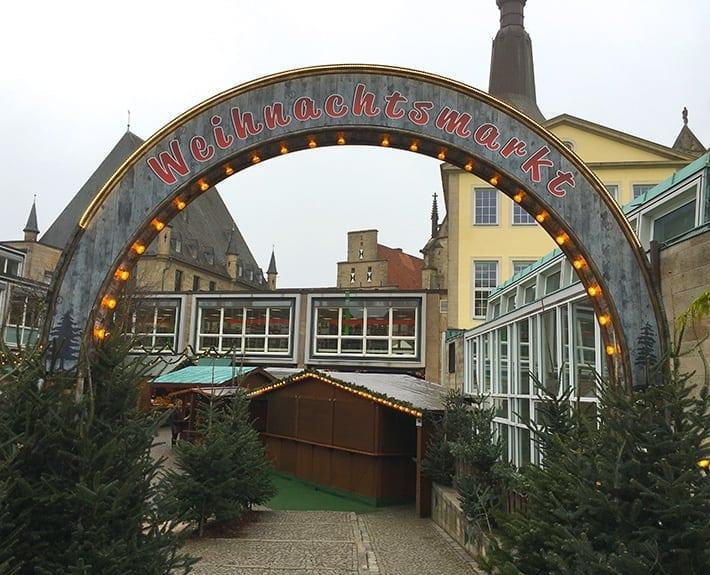 Bogen_Front_2Weihnachtsmarkt Bogen Vorderseite Werbetechnik Osnabrück