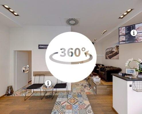 Männersache Osnabrück Virtuelle Tour 360 Werbeagentur