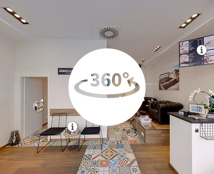 Virtuelle 360° Tour Männersache Osnabrück