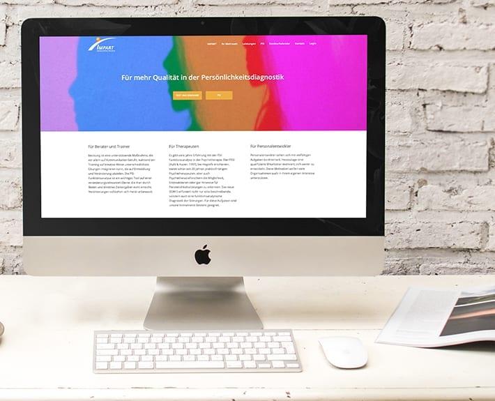Webdesign IMPART