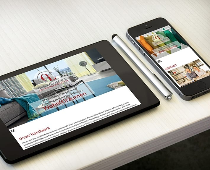 Responsive Design Overbeck-Leidig