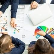 Erarbeitung Corporate Design Motion Media Werbeagentur