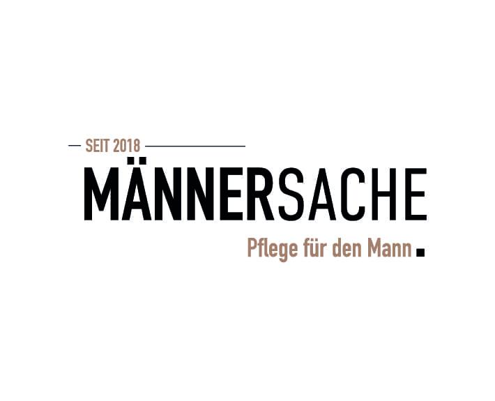 Männersache Corporate Design Logogestaltung Osnabrück