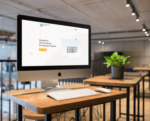 3DGrundrisse.online Responsive Webdesign Werbeagentur Osnabrück