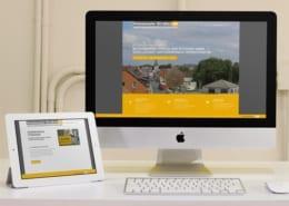 Responsive Webdesign Kommunale Straßen
