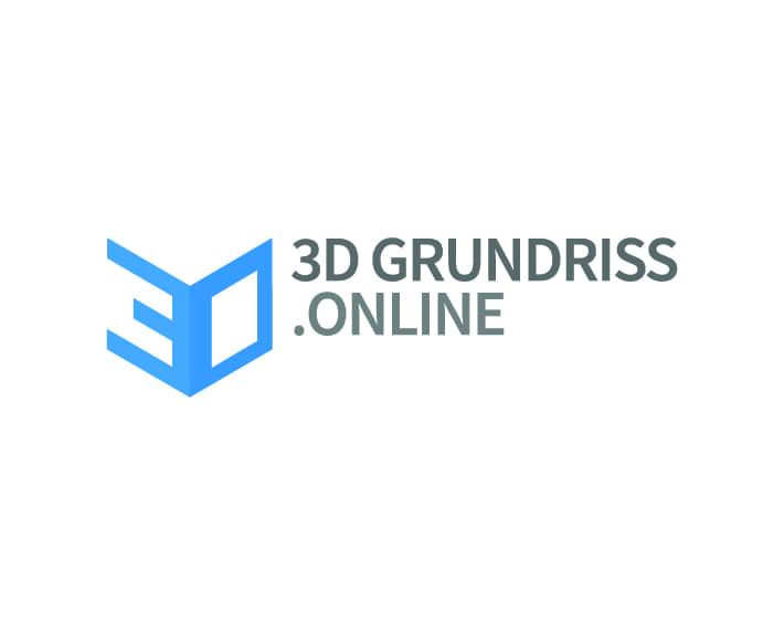 3DGrundrisse.online Corporate Design Logogestaltung Osnabrück
