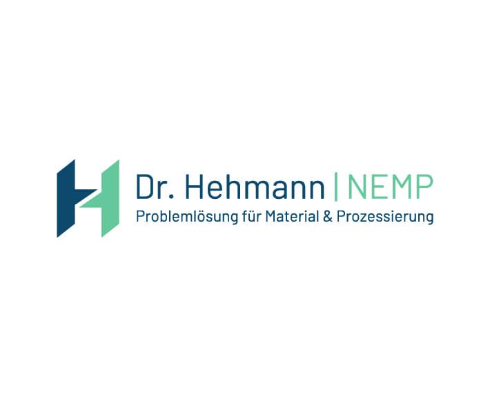 Dr. Hehmann NEMP Corporate Design Logogestaltung Osnabrück