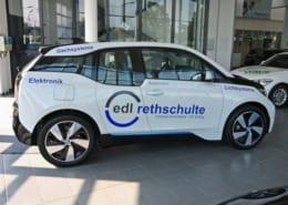 EDL Fahrzeugbeschriftung gestalten Osnabrück