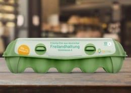 EiVital Eierkarton Verpackungsdesign Verpackungen gestalten Osnabrück