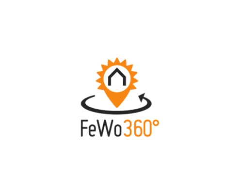FeWo360 Corporate Design Logogestaltung Osnabrück