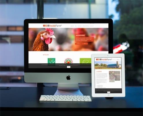 InsideFarm Responsive Webdesign Osnabrück