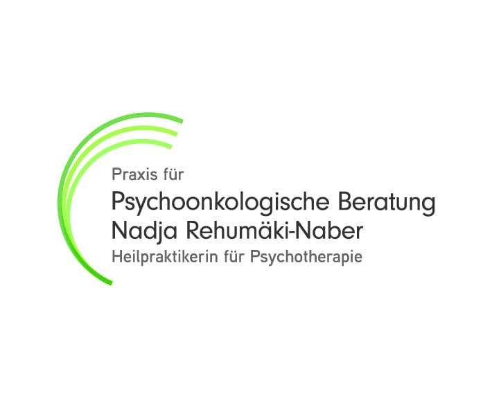 Psychoonkologische Beratung Corporate Design Nadja Rehumäki-Naber Logogestaltung Osnabrück
