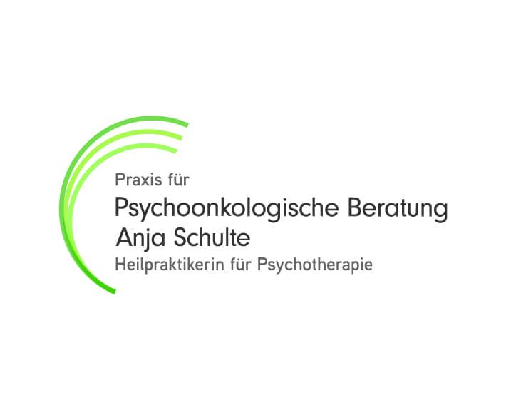 Psychoonkologische Beratung Anja Schulte Corporate Design Logogestaltung Osnabrück