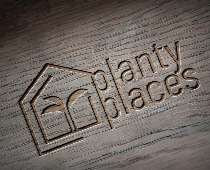 Corporate Design Logogestaltung Planty Places