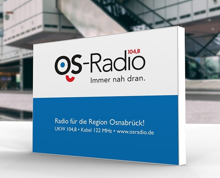 OS Radio Bannerwerbung